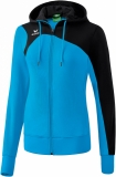 Club 1900 2.0 Damen Trainingsjacke mit Kapuze